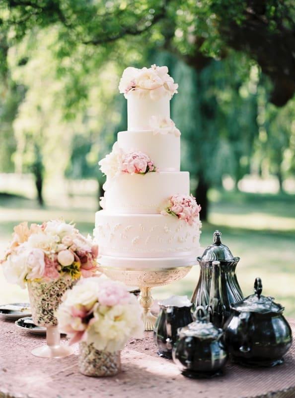 luxury vintage wedding
